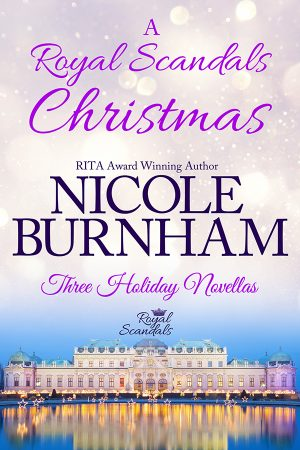 Cover for A Royal Scandals Christmas