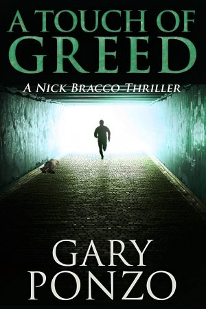Cover for A Touch of Greed