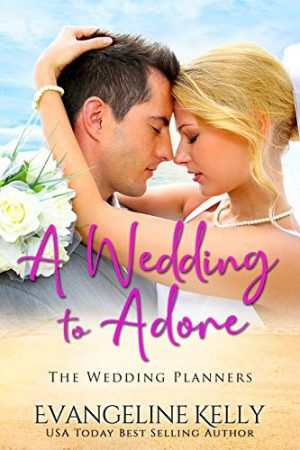 Cover for A Wedding to Adore