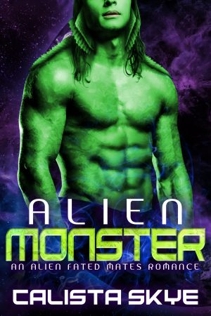 Cover for Alien Monster