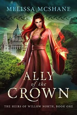 Cover for Ally to the Crown