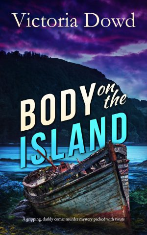 Cover for Body on the Island