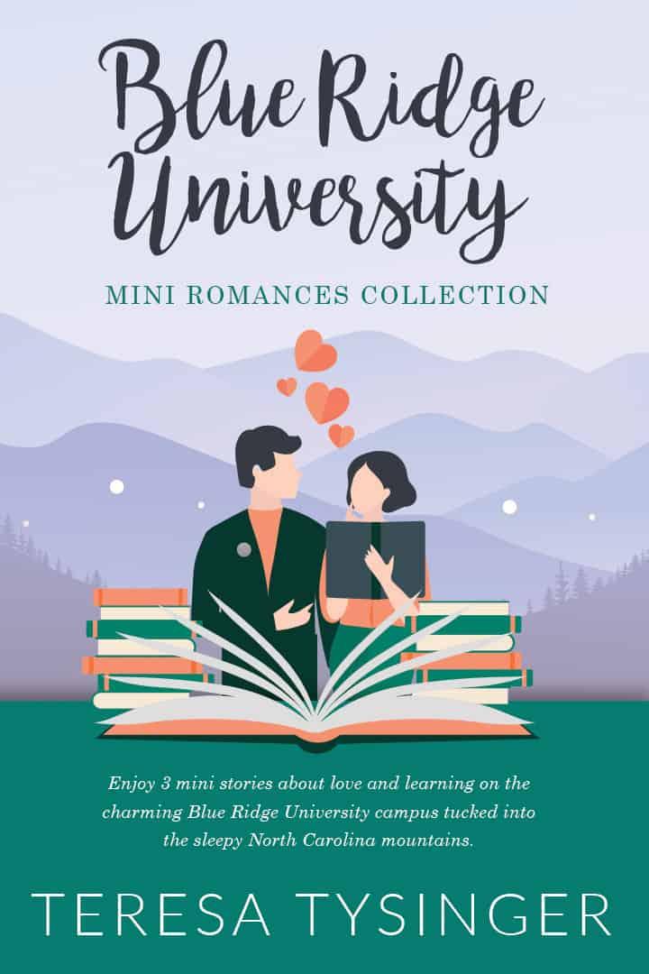 Cover for Blue Ridge University: Mini Romances Collection