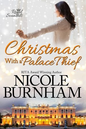 Cover for Christmas With a Palace Thief