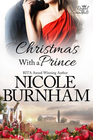 Cover for Christmas With a Prince