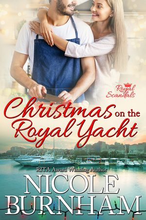 Cover for Christmas on the Royal Yacht