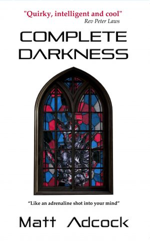 Cover for Complete Darkness