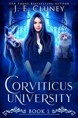 Cover for Corviticus University