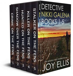 Cover for Detective Nikki Galena Books 1–5