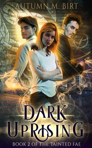 Cover for Dark Uprising
