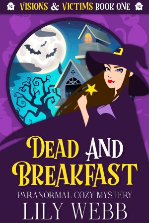 Cover for Dead and Breakfast