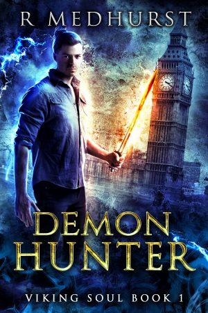 Cover for Demon Hunter