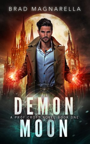 Cover for Demon Moon