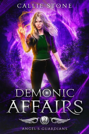 Cover for Demonic Affairs