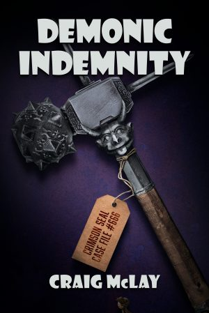 Cover for Demonic Indemnity