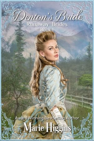 Cover for Denton's Bride