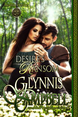 Cover for Desire's Ransom