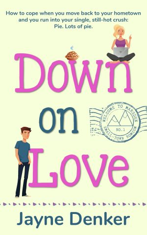 Cover for Down on Love