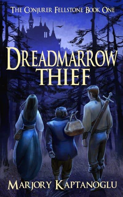 Cover for Dreadmarrow Thief