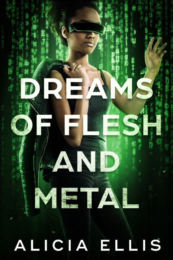 Cover for Dreams of Flesh and Metal