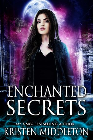 Cover for Enchanted Secrets