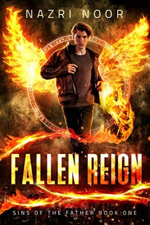 Cover for Fallen Reign