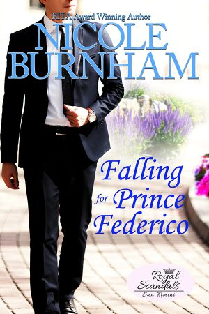 Cover for Falling for Prince Federico