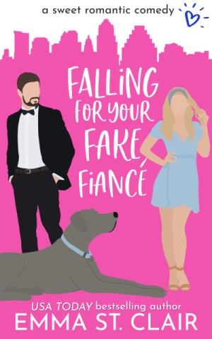 Cover for Falling for Your Fake Fiancé