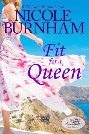 Cover for Fit for a Queen