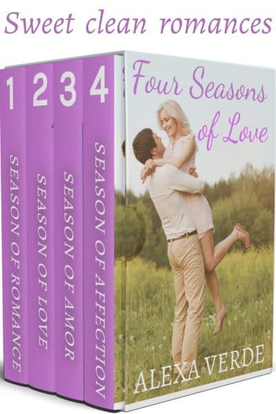 Cover for Four Seasons of Love
