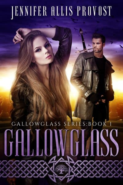 Cover for Gallowglass