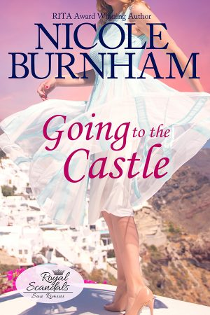 Cover for Going to the Castle
