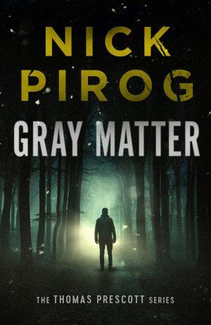 Cover for Gray Matter