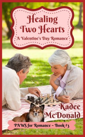 Cover for Healing Two Hearts: A Valentine's Day Romance