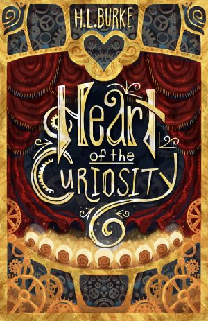 Cover for Heart of the Curiosity