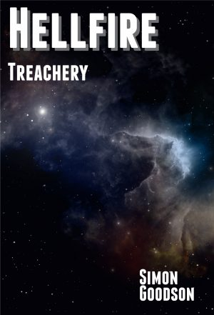 Cover for Hellfire - Treachery