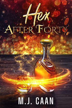 Cover for Hex after Forty