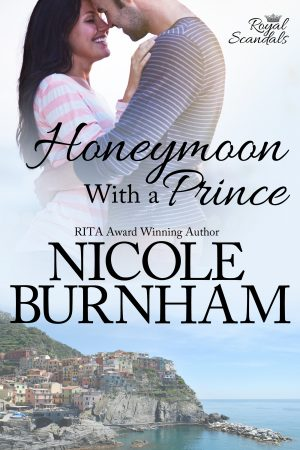 Cover for Honeymoon With a Prince