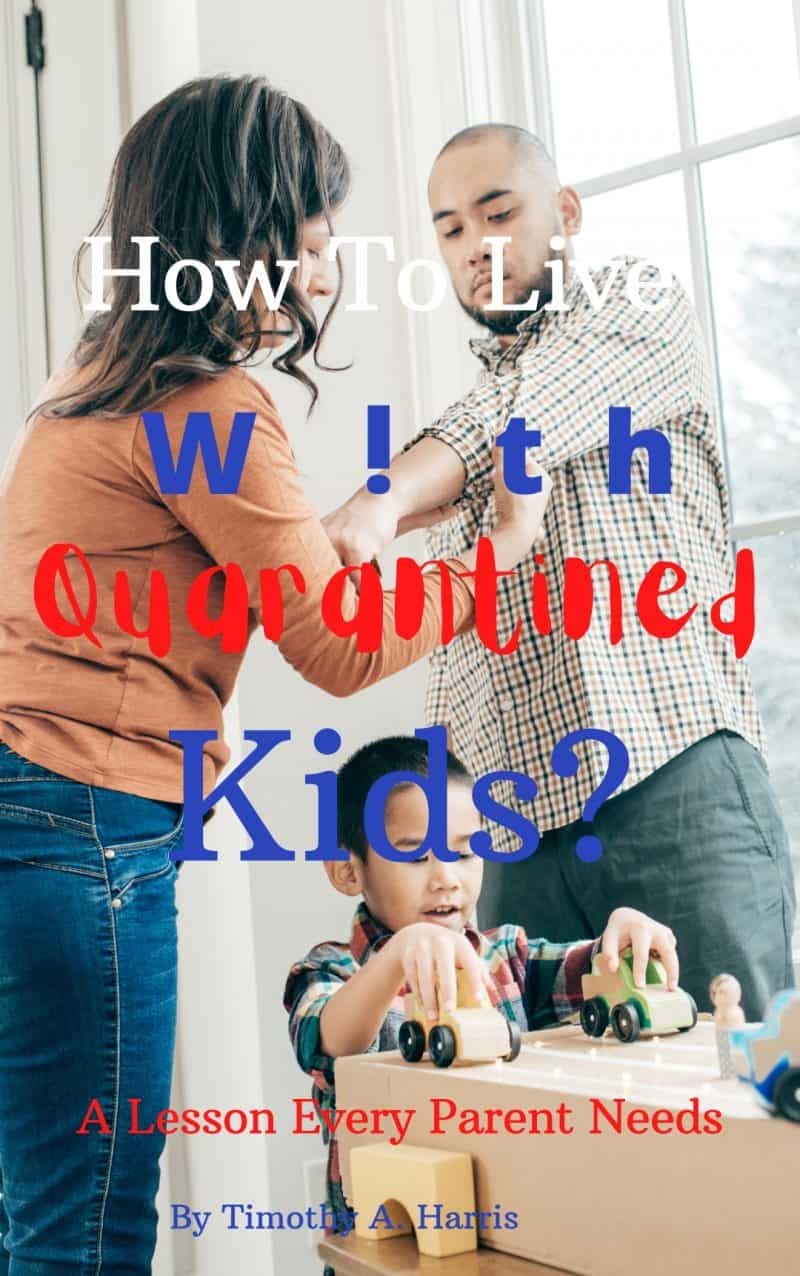 Cover for How to Live with Quarantined Kids