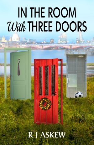 Cover for In the Room with Three Doors