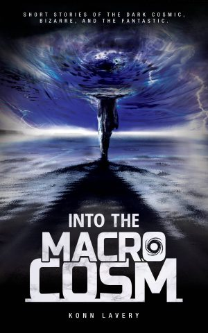 Cover for Into the Macrocosm