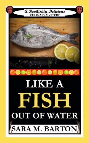 Cover for Like a Fish out of Water