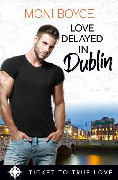 Cover for Love Delayed In Dublin