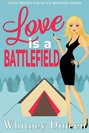 Cover for Love Is a Battlefield