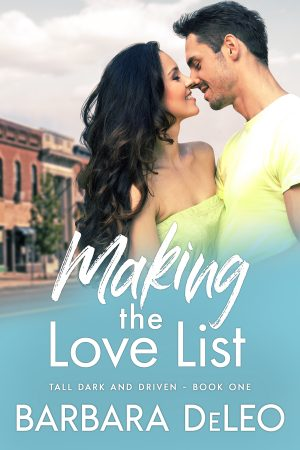 Cover for Making the Love List