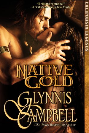 Cover for Native Gold