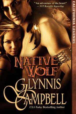 Cover for Native Wolf