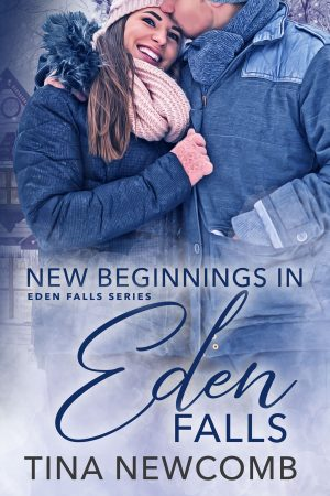 Cover for New Beginning in Eden Falls