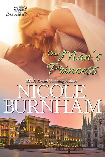 Cover for One Man's Princess