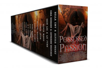 Cover for Possessed by Passion